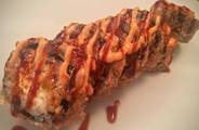 Sushi Time Signature roll